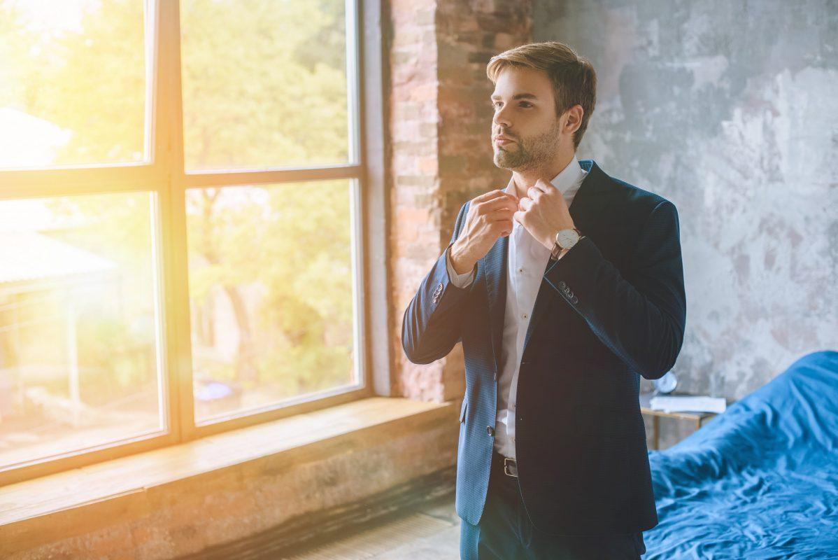 Original Shirt Collar Support and Shirt Collar Stays fix your Shirt Collar for Perfect Shirt Collar Look